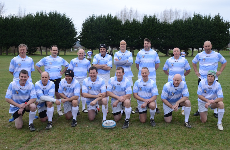 The Old Boys team of 2015
